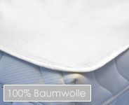 Jasmin® - Matratzenauflage 90 cm | 190-200 cm